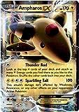 Pokemon - Ampharos-EX (27/98) - Ancient Origins - Holo