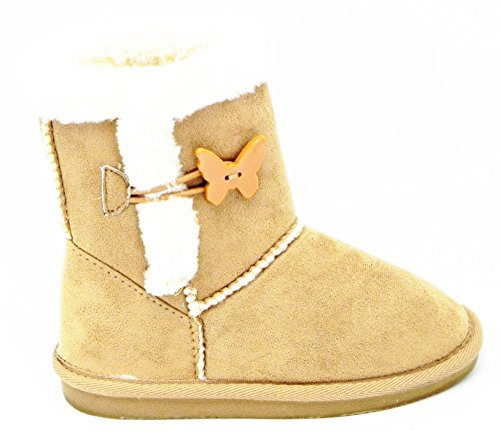 DEV Girls Kids Toddlers Winter Boot (Best Amy Winter Boots)