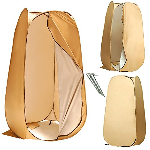 Generic NV_1008003080-DWX-US28 <8&30801> ing Tent RoomBathing S Fishing Bathing Portable Easy Pop Shower Toilet Up Camping Changing Tent Room Portable Easy by Generic