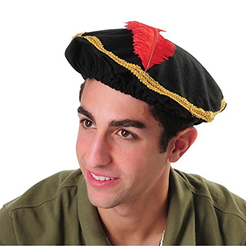 Mens Costume Hats (U.S. Toy H528 Renaissance Hat)
