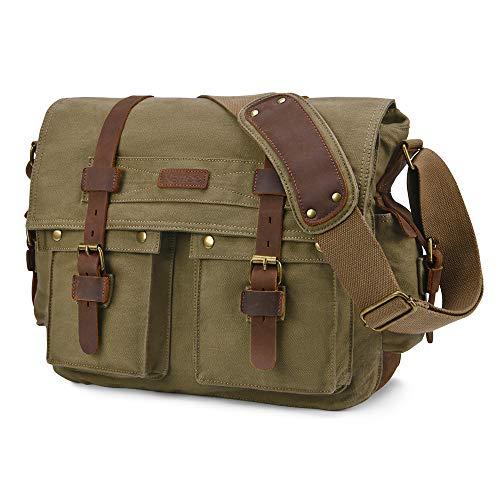 Kattee Military Messenger Bag