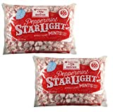 Member's Mark Original Peppermint Starlight Mints Hard Candy Individually Wrapped (1,200+ ct.) 14 pounds