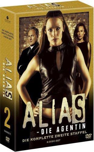 Alias - Die komplette 2. Staffel [Alemania] [DVD]: Amazon.es ...