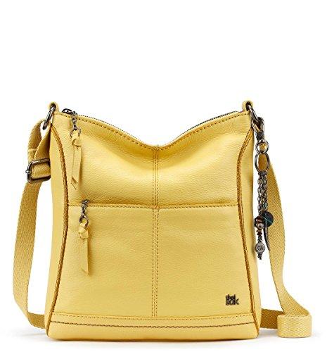The Sak Women's Lucia Crossbody Sunlight Crossbody Bag (Lucia 1 Light)