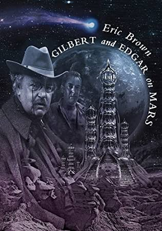 book cover of Gilbert and Edgar on Mars