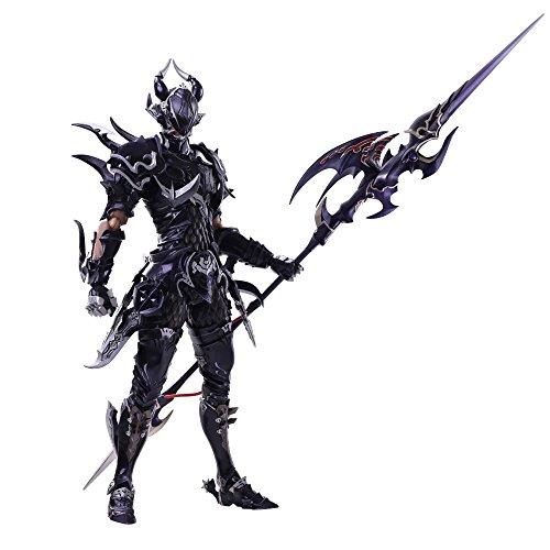 Square Enix Final Fantasy XIV Bring Arts: Estinien Action Figure from SquareEnix.