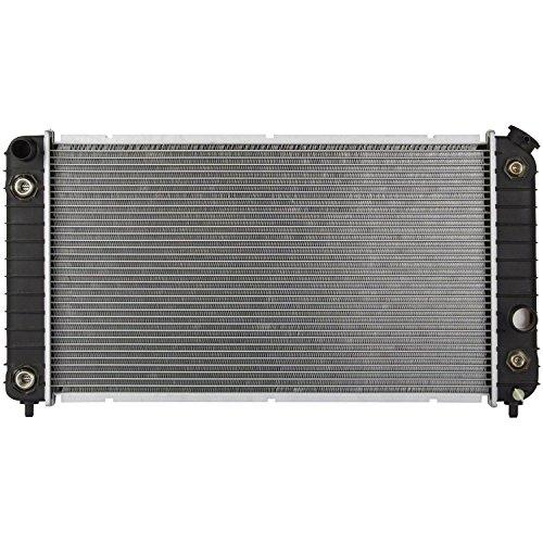 Klimoto Brand New Radiator fits Chevrolet/GMC Blazer S10 Jimmy Sonoma Isuzu Hombre Oldsmobile Bravada 4.3L V6 52406435 52455644 52472963 52472964 1826 Q1826 CU1826 RAD1826 DPI1826