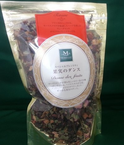 Veda Vie fruit dance blend herbal tea Mesege-Veda Vie of by Veda Vie