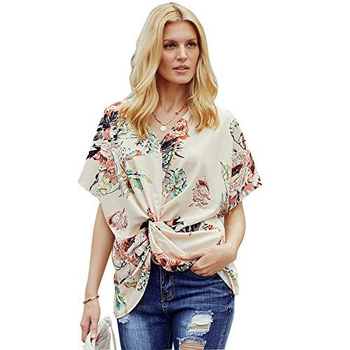 XMNDS Chiffon Blouse for Women t Shirt