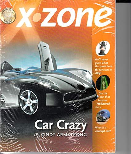 X-ZONE, CAR CRAZY