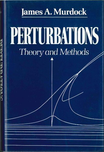 Perturbations: Theory and Methods