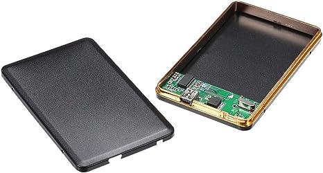 Docooler Micro SATA a Mini USB 5PIN 1.8Inch HDD Disco Duro Externo ...