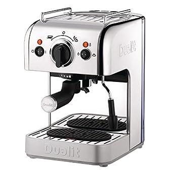 Dualit 3 in 1 - Máquina de café acabado pulido DL999: Amazon.es: Industria, empresas y ciencia