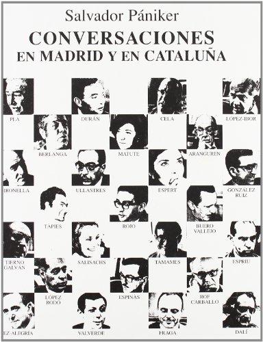 Conversaciones en Madrid y en Cataluna