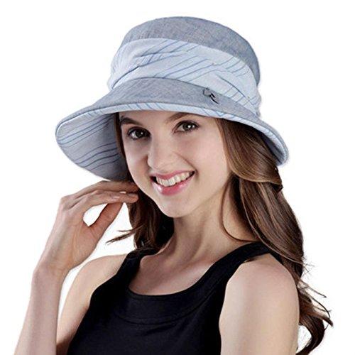 Fuodeau 100% Cotton Floppy Sunhat Visors Summer Hats for Women Wide Brim Chapeu Feminino New Fashion Cap Beach Gorras Planas
