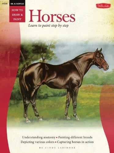 Oil: Horses (How To Draw & Paint/Art Instruction Prog)