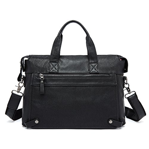 Hombro Business Mens Black Solo Handbag Briefcase Shoulder Casual Bag TFTxdg