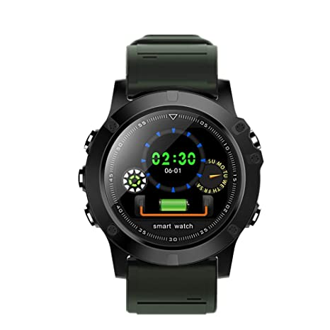 Amazon.com: L11 Smart Watch Ip68 Waterproof Heart Rate Blood ...