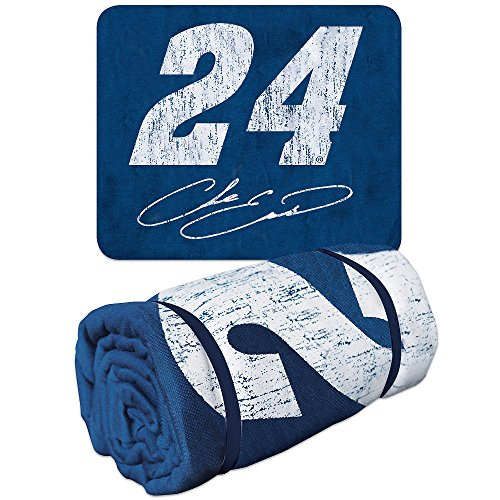 Chase Elliott #24 NASCAR Throw Blanket 50
