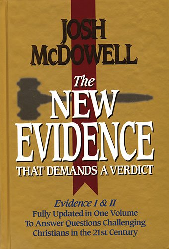 """""""The New Evidence That Demands A Verdict Fully Updated To Answer The Questions Challenging Christians Today"""" av Josh McDowell"""