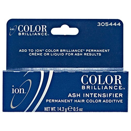 Ion Sally Beauty Color Brilliance Ash Intensifier