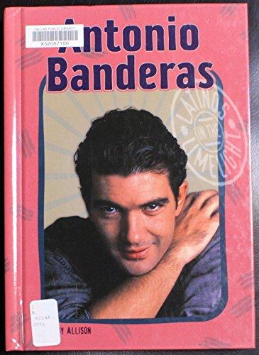 Antonio Bandaras (Latinos in the Limelight) PDF ePub fb2 book