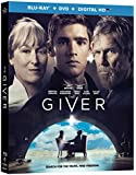 The Giver (Blu-ray + DVD + Digital HD)