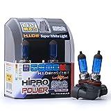 04 explorer fog light hid - Hipro Power H10, 9040, 9050, 9055, 9140, 9145 5900K 42 Watt Super White Xenon HID Fog Light Bulbs
