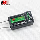 2.4G Flysky FS-iA6B 6 Ch Receiver PPM Output W/ iBus Port For Flysky i4 i6 i10 Transmitter