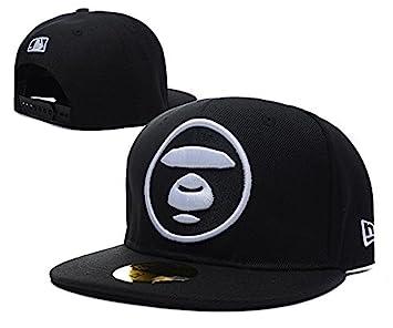 AAPE BY A BATHING APE Aape Bape Snapback adjustable cap hats 8   Amazon.co.uk  Sports   Outdoors 62014418bef