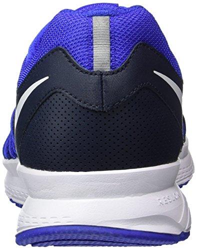 Nike Air Relentless 6, Zapatillas de Running para Hombre Varios colores (Azul / Blanco / Obsidian / White / Paramount Blue)