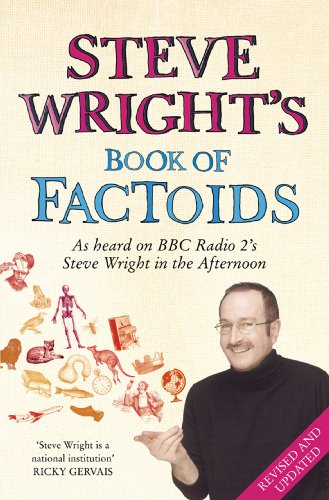 Free Steve Wright's Book of Factoids PPT