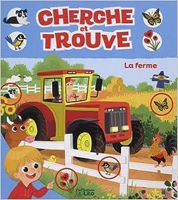 Amazon Fr Cherche Et Trouve La Ferme Des 3 Ans
