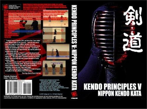 !!NEW!! KENDO PRINCIPLES V - Nippon Kendo Kata DVD