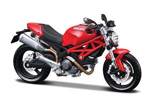 - Tobar 1:12 Scale Mc Ducati Monster 696