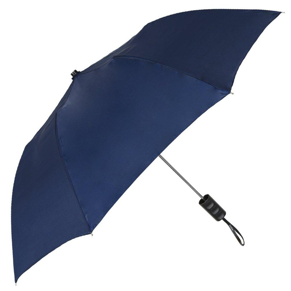StrombergBrandThe Spectrum Umbrella-Most Popular Style-Automatic Open Compact Teal Blue