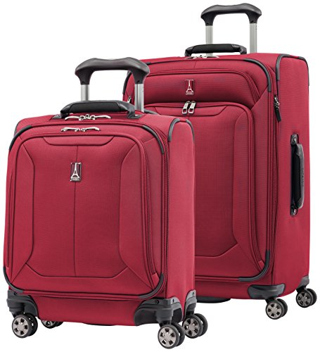 Travelpro Skypro Lite 2-Piece Expandable 8-Wheel Luggage Spinner Set: 25