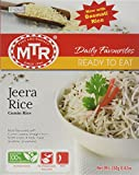 MTR Jeera Rice Ready To Eat, Mild Spice, 250g