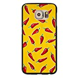 Chili Peppers Chiles Red Case for Galaxy S6 - Replacement Cover for Samsung S6