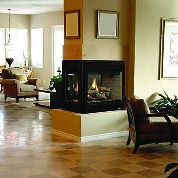 Fine Amazon Com Superior 35 Dv Electric Peninsula Fireplace W Download Free Architecture Designs Rallybritishbridgeorg