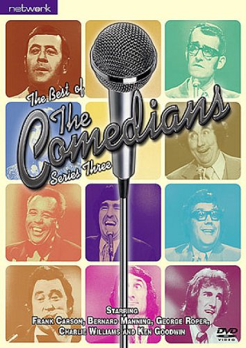 European Teaspoon - The Best Of The Comedians Series Three [DVD]