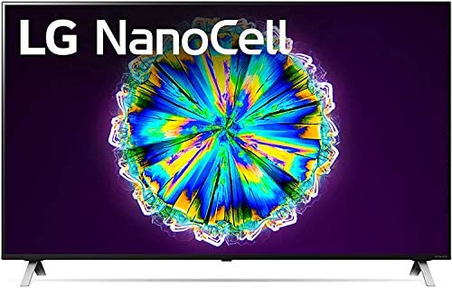 """LG 65NANO85U 65"""" Smart 4K Nano 85 Series Ultra High Definition NanoCellular TV with an Additional 1 Year Coverage through Epic Protect (2020)"""