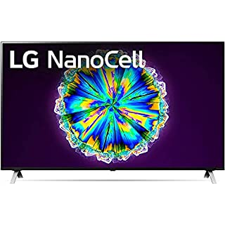 """LG 65NANO85U 65"""" Smart 4K Nano 85 Series Ultra High Definition NanoCell TV with an Additional One Year Coverage by Epic Protect (2020)"""