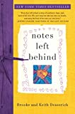 img - for Notes Left Behind book / textbook / text book