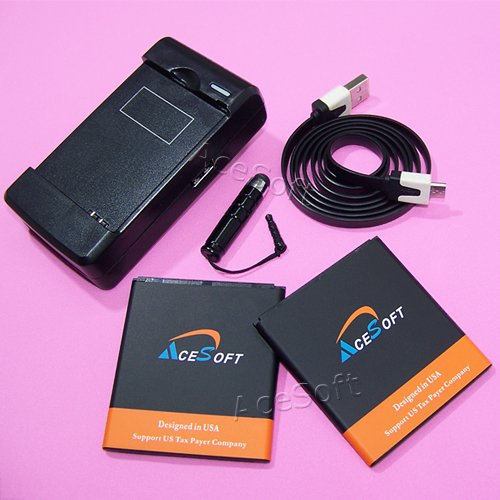 5 kits Acesoft High Quality 4100mAh Replacement Grade for sale  Delivered anywhere in USA