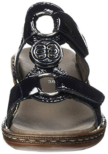 Blue Blue Key Frauen ara West Mules xgq1BU