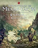 Cubicle 7 Adventures in Middle-Earth - Rivendell Region Guide