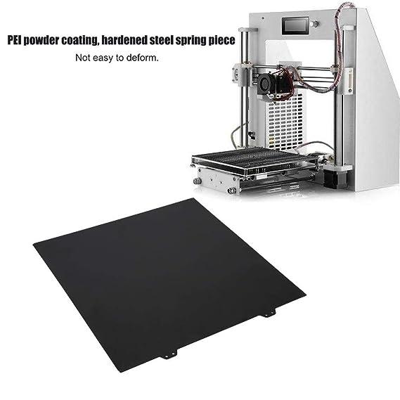 ASHATA Piezas de la Plataforma de la Impresora 3D Cama Caliente ...