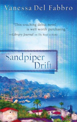 book cover of Sandpiper Drift
