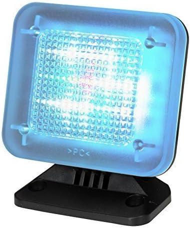 tiiwee Simulador de TV - 12 LED TV Falsa - Sensor de luz y temporizador - Proteccion antirrobo